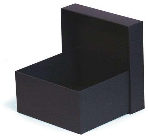 tiny in a box black matt small box 150mmx150mmx75mm mmbb15