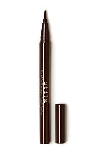 Stila All Day Waterproof Liquid Eyeliner Brown stila stay all day waterproof liquid eye liner brown