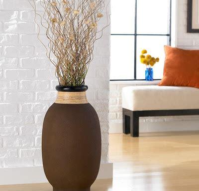 desain bunga untuk ruangan desain vas bunga lantai untuk memercantik ruangan