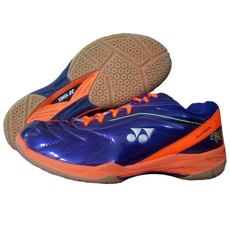 Sepatu Badminton Yonex Srci 65 R yonex tru cushion srci 65r badminton shoes purple and