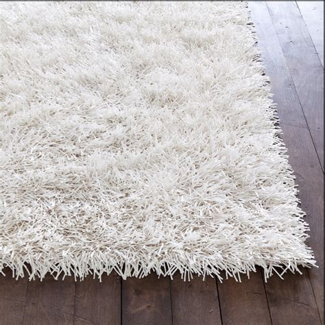 Shag Rug White by White Shag Rug Rugs Shag Rugs Rugs And