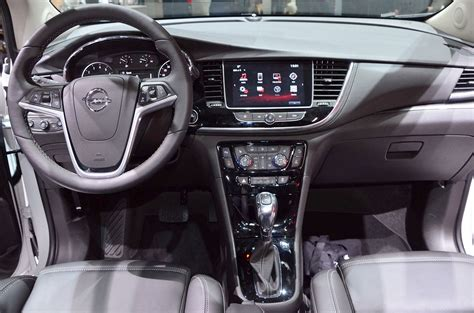opel mokka interior 2017 opel mokka interior www pixshark com images galleries