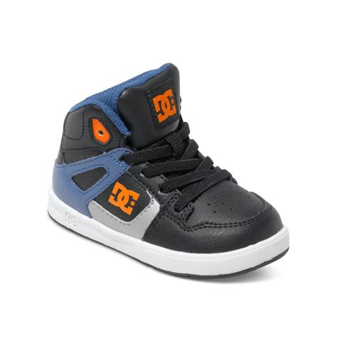 high top shoes for toddler dc boys toddler rebound ul high top shoes 320167