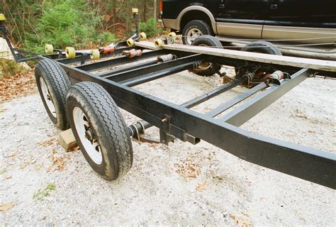 used boat trailers in ct torsion vs leaf springs page 2 the hull truth