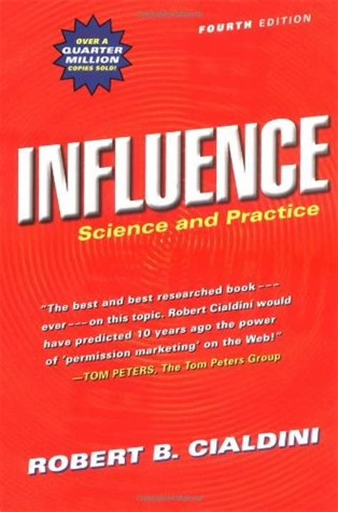 influence science and practice books influence science and practice by robert b cialdini