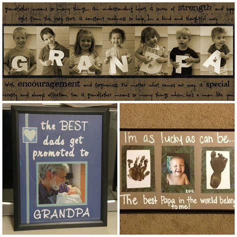 gift ideas for grandparents from grandchildren creative grandparent s day gifts to make crafty morning