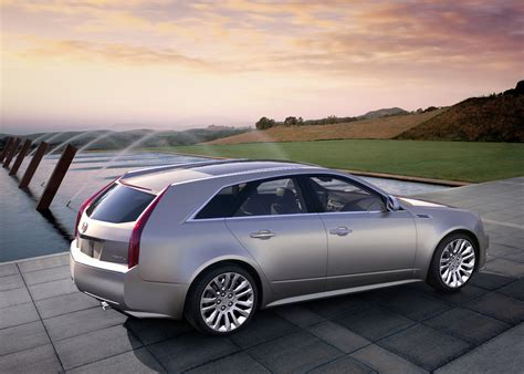 cadillac cts sports wagon srx forces cts wagon price cut ostensibly gm authority