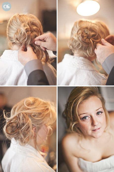 do it yourself wedding hair