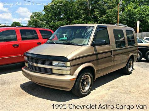 1995 chevrolet astro van for sale 22 used cars from 1 380