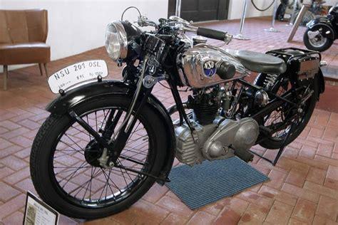 Oldtimer Motorrad Nsu Osl by Nsu Motorr 228 Der Klassische Motorrad Oldtimer Vergangener