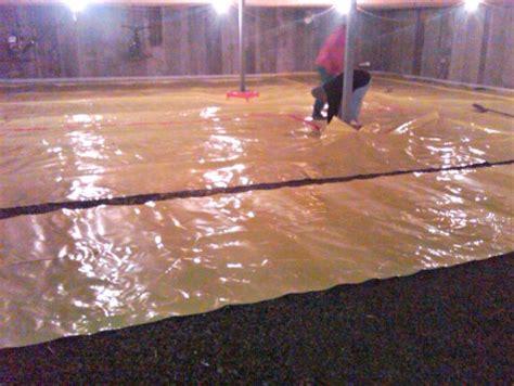 Moisture Barrier Laminate Flooring On Concrete by Concrete Vapor Barrier What Is A Vapor Barrier And Do I