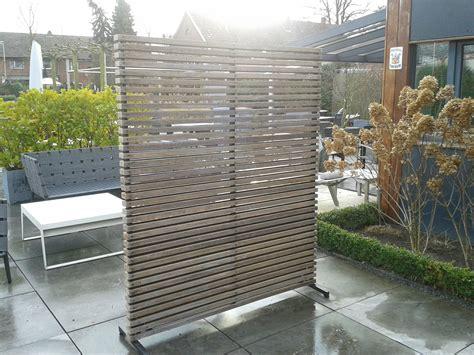 Backyard Fences Pictures Teak Sichtschutz Garten Amp Wohnen