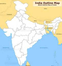 Map Of India And Surrounding Countries by Pics Photos Blank Map Of India And Surrounding Countries