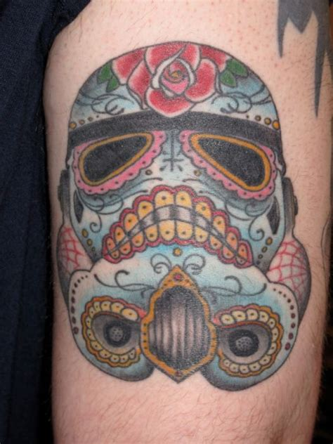 fabulous examples  star wars tattoos  pics