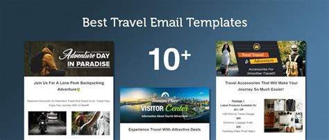 10 best travel email templates for tourism agencies tour