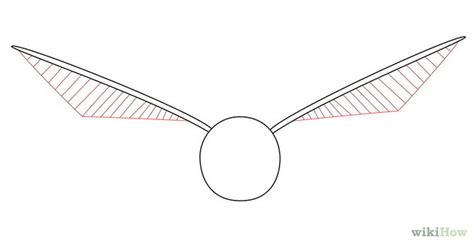 golden snitch wings template free coloring pages of golden snitch