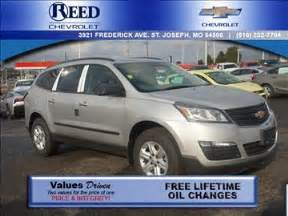 chevrolet traverse for sale missouri carsforsale