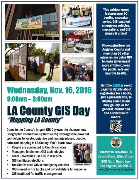 la county 2011 gis day nuys neighborhood council the nuys neighborhood council meets on the second wednesday
