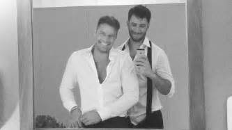 Rehersal Dinner Invitations Ricky Martin Is Engaged To Boyfriend Jwan Yosef Martha Stewart Weddings