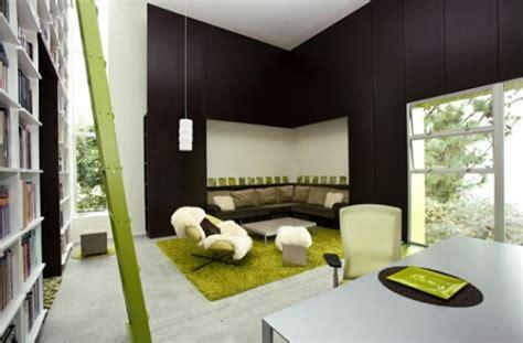 Top 2 Warna 10 desain interior rumah minimalis nuansa hijau