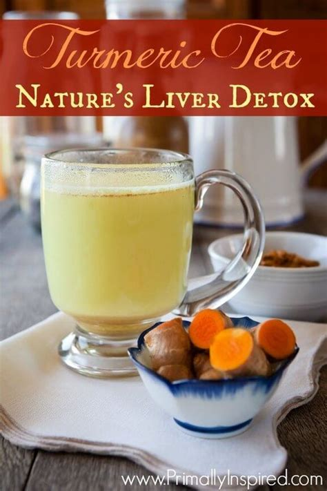 How To Use Liver Detox Tea by The O Jays Turmeric And Liver Detox Tea On