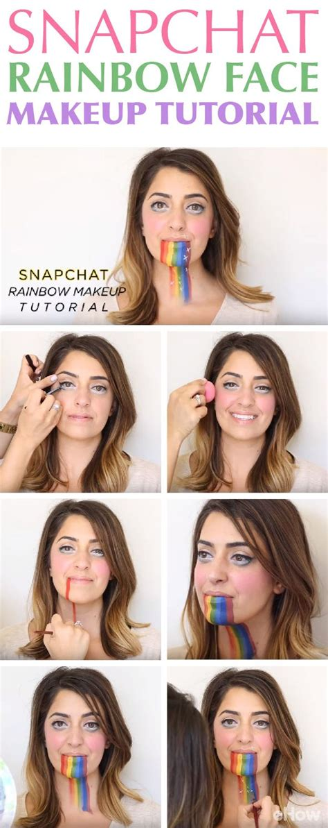 tutorial video snapchat 4 snapchat filter makeup tutorials you need to watch
