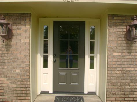 house with door yellow front door color for brick house with rectangle letter homes