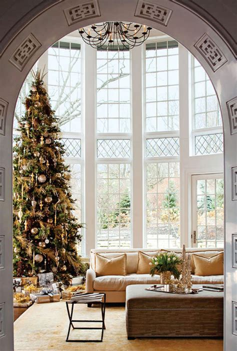Holiday Home Decor by 30 Modern Christmas Decor Ideas For Delightful Winter