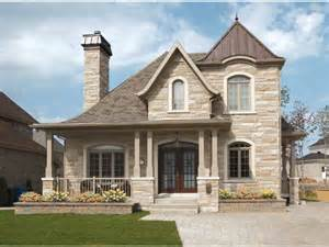 eplans european house plan four bedroom new american
