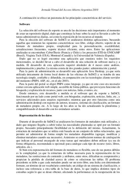 indice de un proyecto 8vo nivel scribdcom sedici servicio de difusi 243 n de la creaci 243 n intelectual