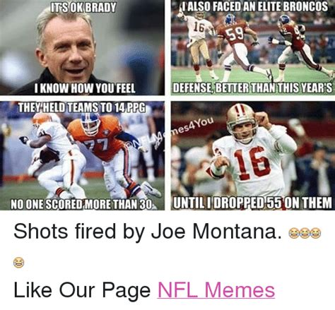 Broncos Defense Memes - montana memes on sizzle hannah montana and funny