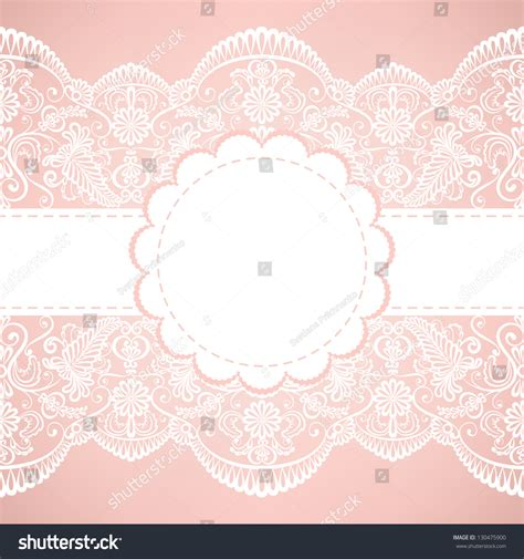 greeting card wedding template template wedding invitation greeting card lace stock