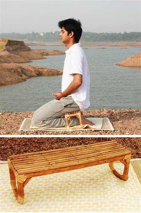 zazen bench image gallery seiza meditation