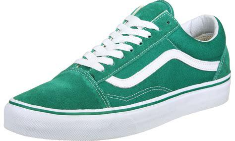 Vans Oldskul vans skool shoes green
