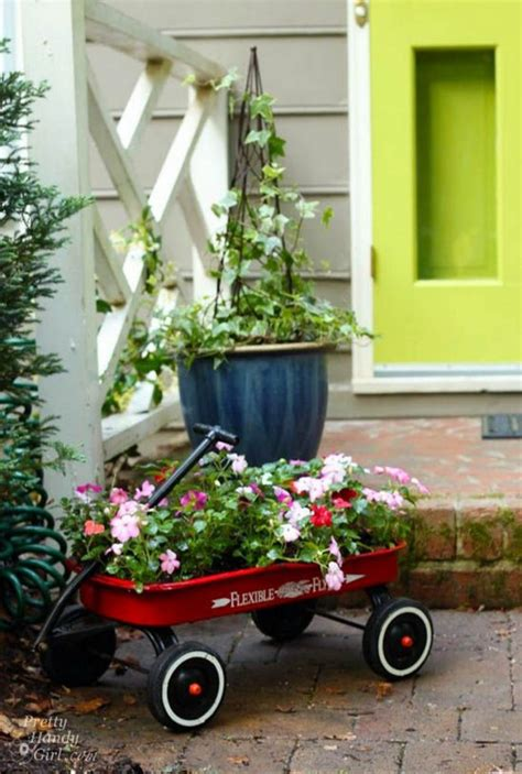 Wheels For Planters by Eight Lovely Planters On Wheels The Owner Builder Network