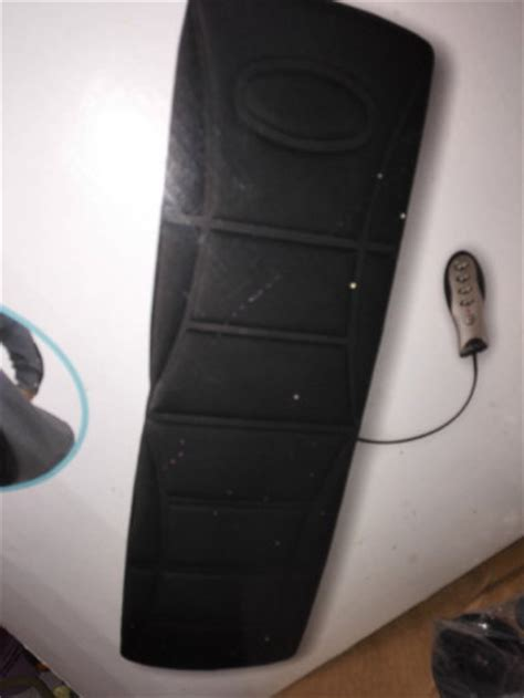 Homedics Mat With Heat by Homedics Mat With Heat Barely Used For