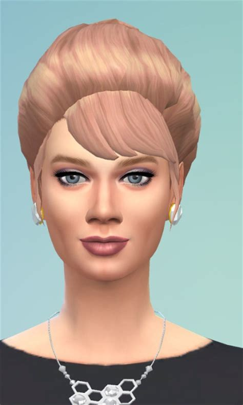 70s bun hairstyles hairstyles archives page 79 of 368 sims 4 downloads
