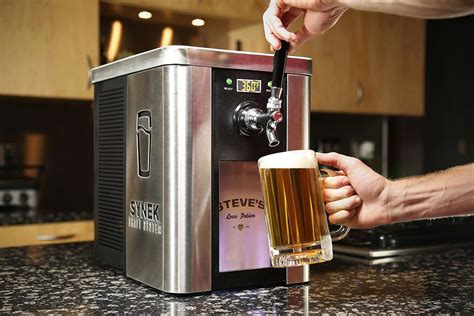 synek on tap at home refined