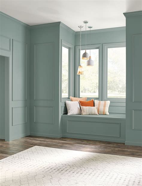 Wandfarbe Trend 2018 by Behr S Color Of The Year Is A Light Blue Green