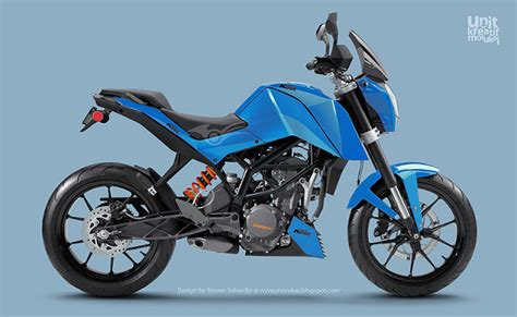 duke 125 dekor 125 duke in blau 125 200 390 duke technik www