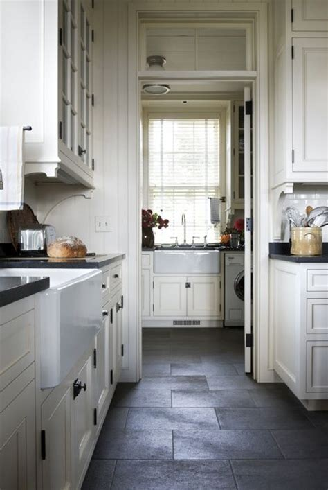 slate kitchen floor gil schaefer redd corbels slate tile floors in
