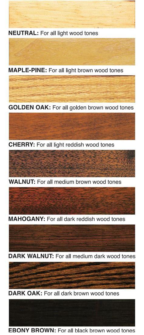 howard restor a finish color chart wood color chart for furniture furniture designs