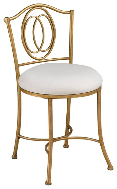 Vanity Stool Height by What Is The Height From Seat To Floor