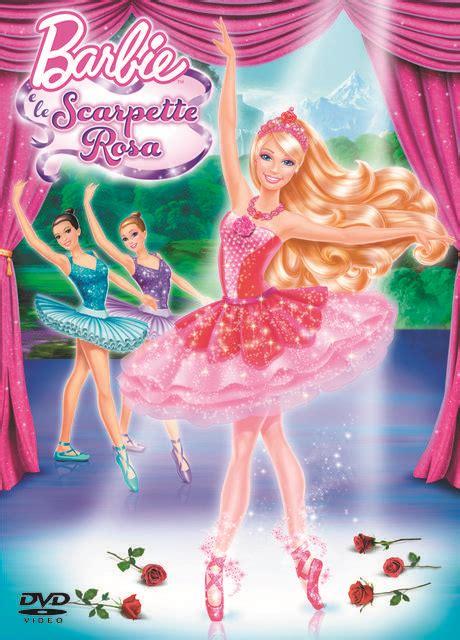film barbie ita barbie e le scarpette rosa trama e cast screenweek