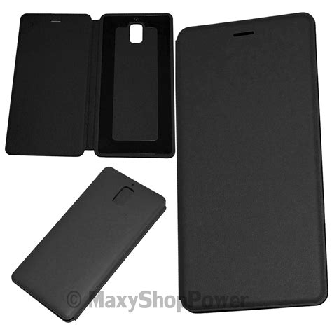 Flip Gea Book Cover Style For Xiaomi Mi Max xiaomi custodia originale flip cover book mi 4 black