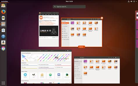 themes ubuntu 17 10 meet the ubuntu 17 10 gnome shell theme omg ubuntu