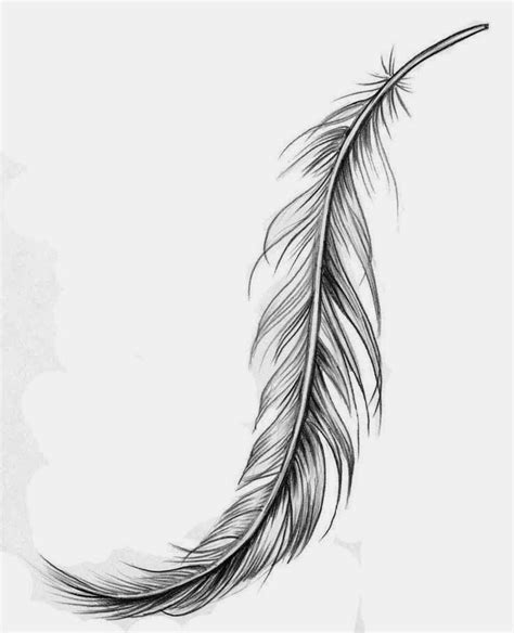 small white feather tattoo tickle your own fancy b w plus color splash
