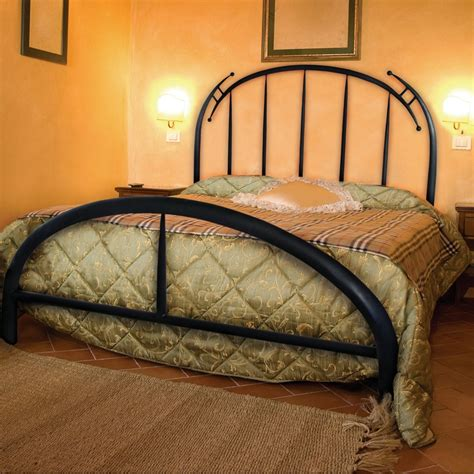 wrought iron bed pictured here is the pinnacle wrought iron bed hand forged