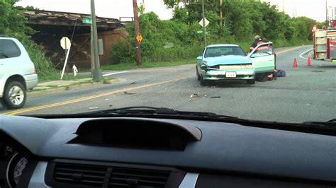 car accident  richmond virginia youtube