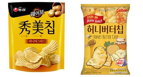Honey Butter Chips nongshim s version of honey butter chips out sells
